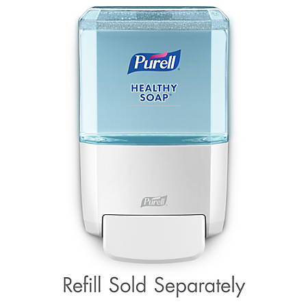 Purell® ES4 Wall-Mount Soap Dispenser, White