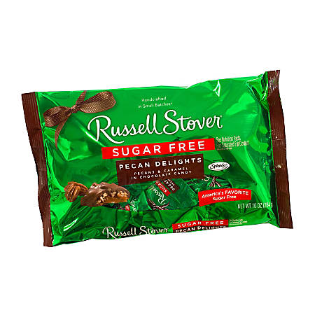 Russell Stover Sugar-Free Pecan Delights, 20.6-Oz Bag
