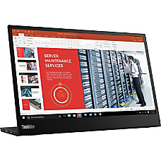 Lenovo ThinkVision M14 14 Full HD