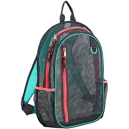 Eastsport Sport Mesh Backpack, Graphite
