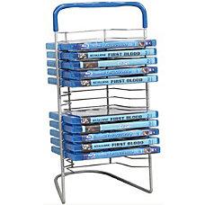Atlantic 16 Blu ray Media Rack