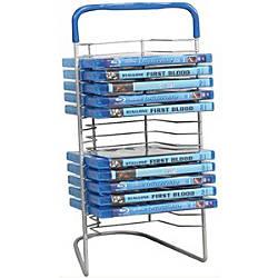 Atlantic Nestable DVD Wire Rack