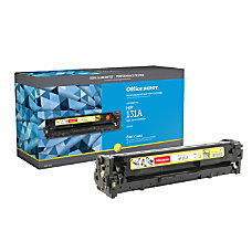 Clover Technologies Group OD131AY Remanufactured Toner