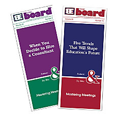 The Master Teacher Publications The Board