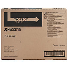Kyocera Black original toner cartridge for
