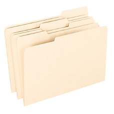Office Depot Brand File Folders 13