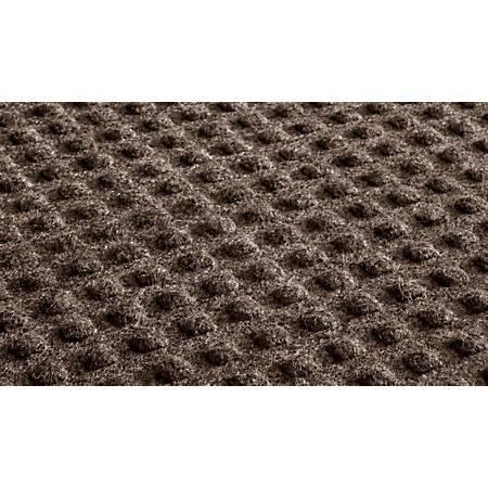 Waterhog Low-Profile Floor Mat, 4' x 6', Cocoa Brown