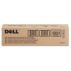 Dell N848N High Yield Black Toner
