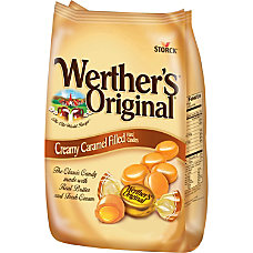 Werthers Original Storck Caramel Hard Candies