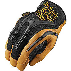 CG HEAVY DUTY GLOVE BLACK MEDIUM