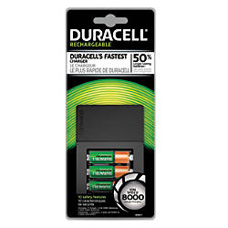 Duracell Ion Speed 8000 Battery Charger