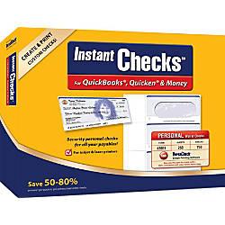 VersaCheck InstantChecks Form 3001 Bundle Traditional