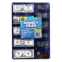Learning Playground Money Tray Play Coins