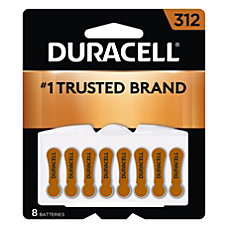 Duracell 14 Volt Zn air Hearing