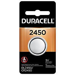 Duracell Lithium Battery DL2450BPK