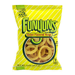 Funyuns Baked Onion Flavored Rings 075