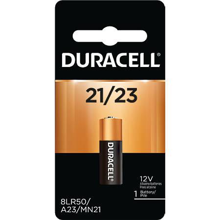 Duracell® 12 Volt Alkaline Battery, MN21BPK