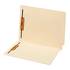 Office Depot Brand Tab File Folders