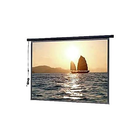 Da-Lite Slimline Electrol Projection Screen
