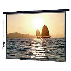 Da Lite Slimline Electrol Projection Screen