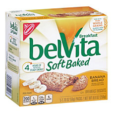 belVita Breakfast Biscuits Banana 176 Oz