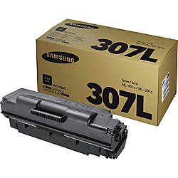 HP MLT D307L Toner Cartridge Black