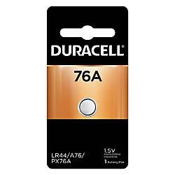 Duracell Alkaline Medical Battery PX76A675PK