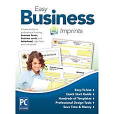 Easy Business Imprints Download Version