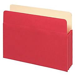 Office Depot Brand Color File Pockets
