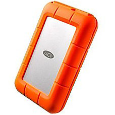 LaCie Rugged RAID With Integrated Thunderbolt