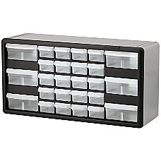 Akro Mils 26 Drawer Stackable Cabinet