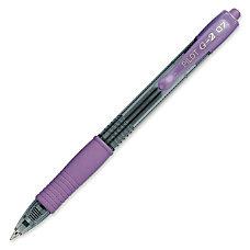 Pilot G 2 Retractable Gel Pens