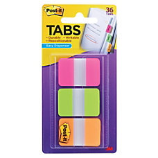 Post it Durable Index Tabs 1