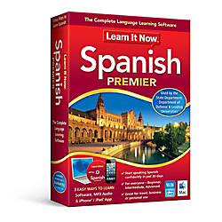 Learn It Now Spanish Premier Download