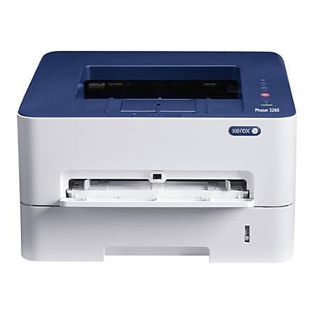 Xerox® Phaser™ 3260 Wireless Monochrome Laser Printer, 3260DNI