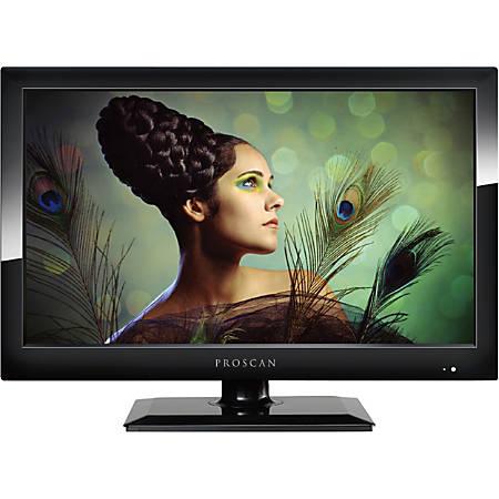 """ProScan PLED1960A 19"""" LED-LCD TV - HDTV - LED Backlight"""