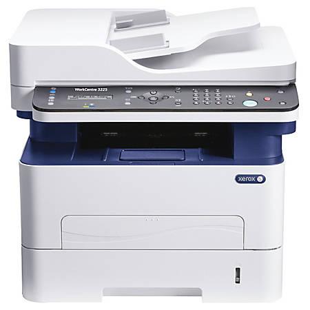 Xerox® WorkCentre® 3225/DNI Wireless Monochrome Laser All-In-One Printer, Copier, Scanner, Fax