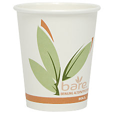 Solo Bare Hot Cups 10 Oz