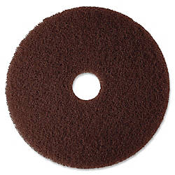 3M Brown Stripper Pad 7100 20