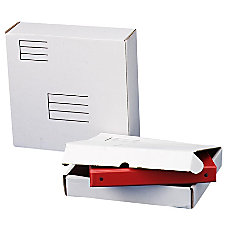 Quality Park White Corrugated Binder Mailer