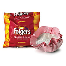 Folgers Classic Roast Coffee Filter Packs