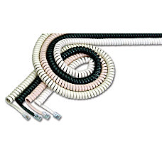 Softalk Phone Coil Cord 25 Beige