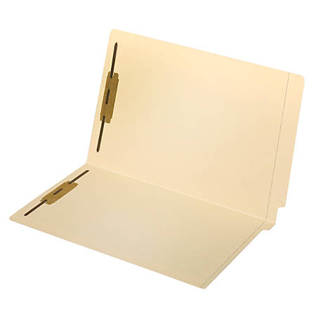 Pendaflex® Brand Classification Folders With Fasteners, Legal Size, Manila, Box Of 50 Folders