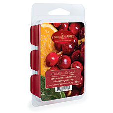 Candle Warmers Etc Wax Melts Cranberry