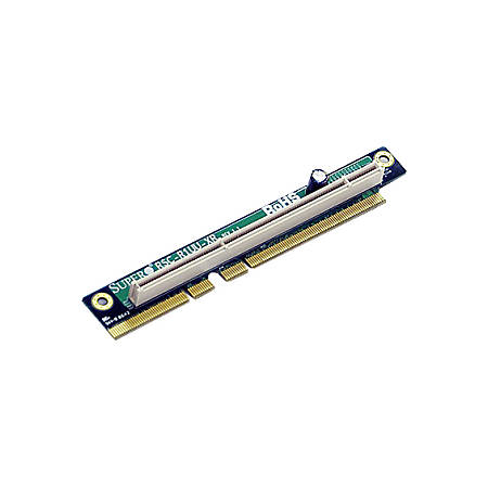 Supermicro 1 PCI-X Slot Riser Card Right Side - 1 x PCI-X 133MHz