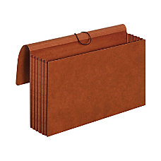 Pendaflex Redrope Standard Expansion Wallets 5