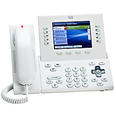 Cisco 9971 IP Phone Wi Fi