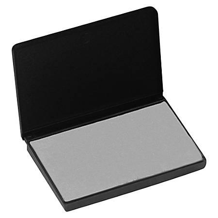 "CLI Stamp Pad - 1 Each - 4.7"" Width x 3"" Length - Felt Pad"
