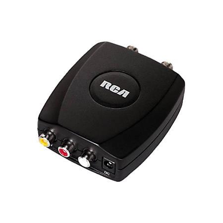 RCA CRF907 Compact RF Modulator Mini Replaces CRF900