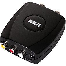 RCA CRF907 Compact RF Modulator Mini